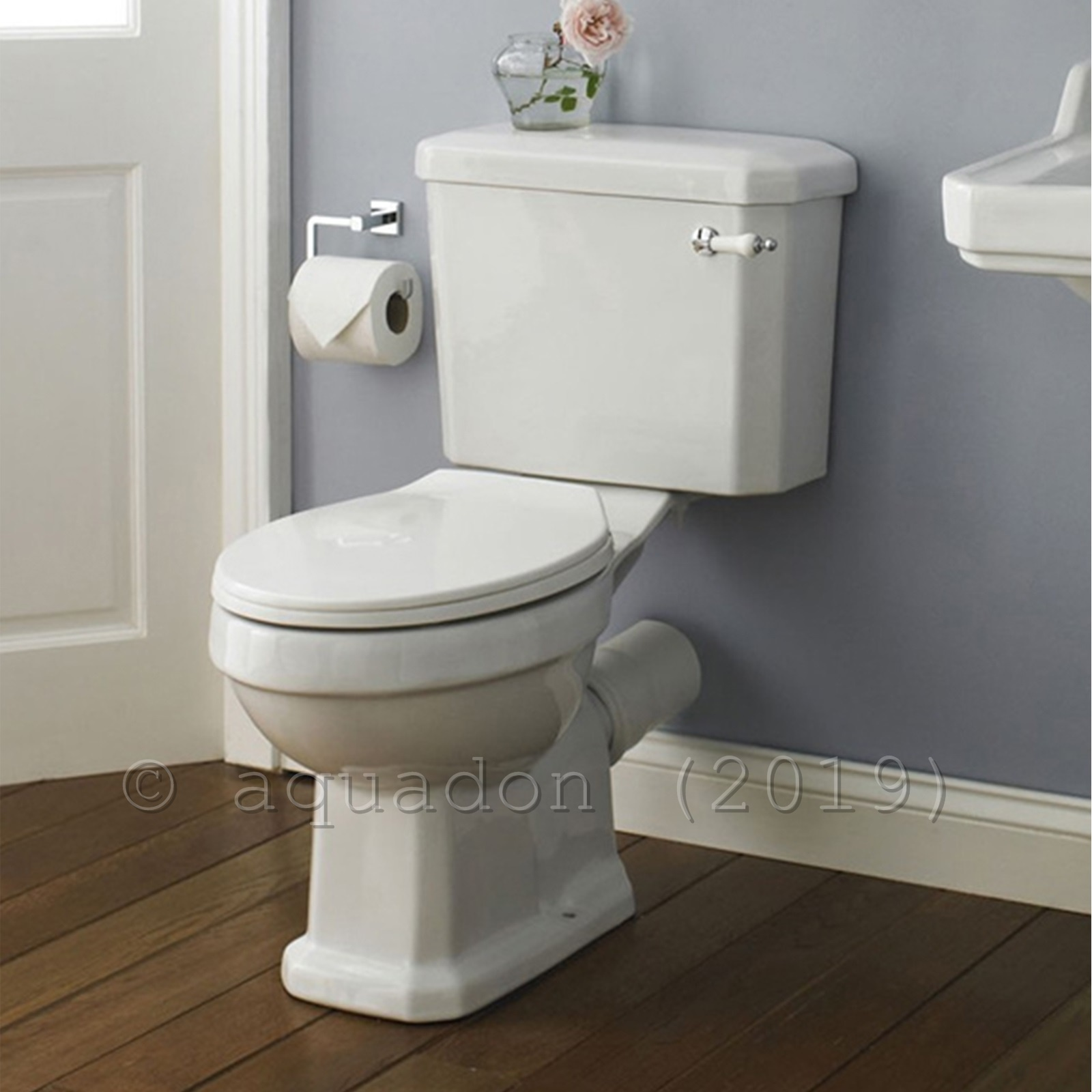 Traditional Bathroom Suites Wc Basin Pedestal Amp Tap