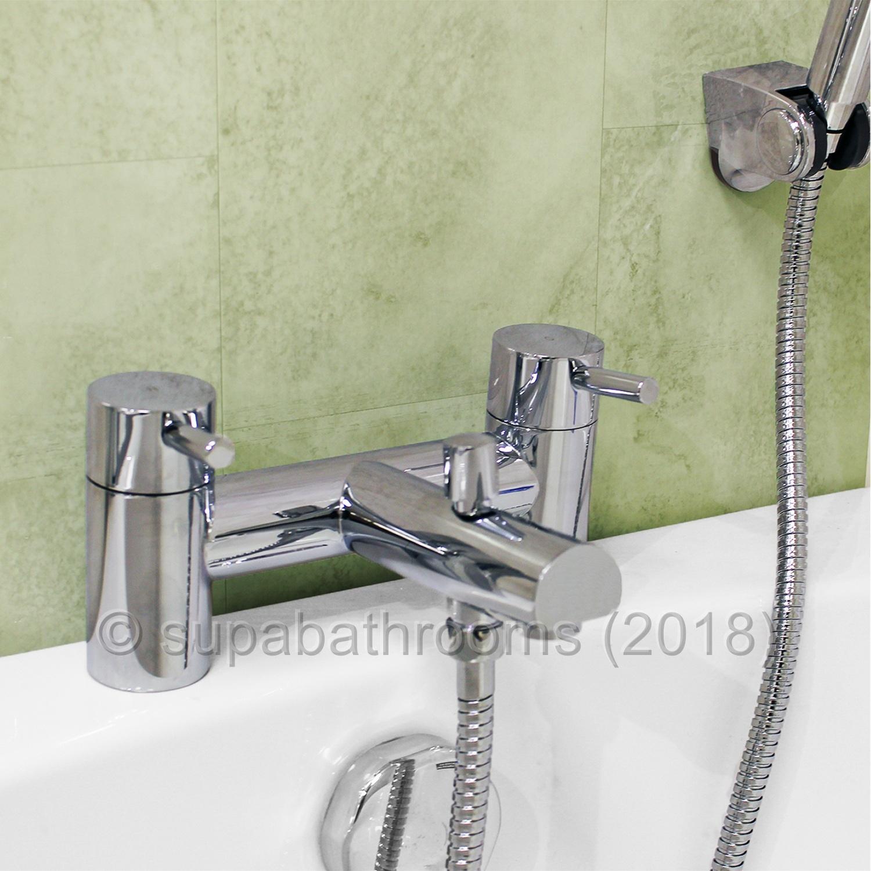 Athena Basin Mixer Bath Shower Mixer Bath Filler Bathroom